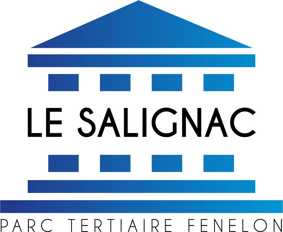 LOGO—SALIGNAC—PARC-TERTIAIRE—FENELON—TRESSES